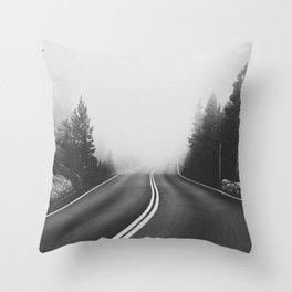 ROAD TRIP II / Colorado Throw Pillow