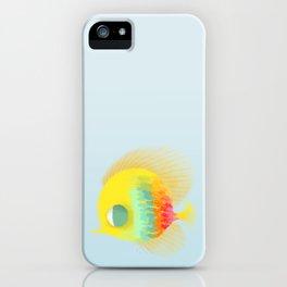 Bajo del mar iPhone Case