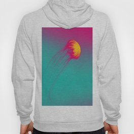 Abstract Jellyfish Hoody