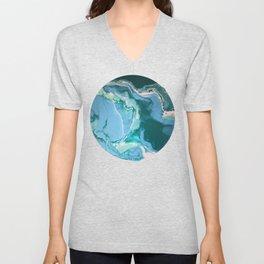 Oceanic Flow Unisex V-Neck