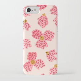 Painted Floral No. 22 iPhone Case