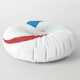 Infinite Bond Floor Pillow