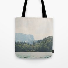 into the wilderness she went ... Tote Bag