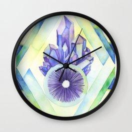 Spore Dance Wall Clock