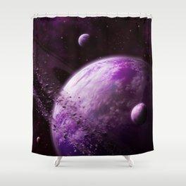 Xianthen-18 Shower Curtain