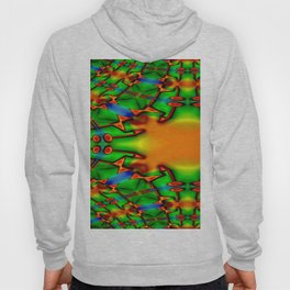 Jolly colored statues Hoody