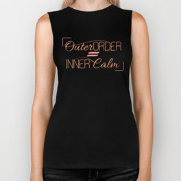 Outer Order Biker Tank