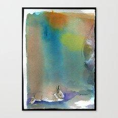 Rabbit Dreams Canvas Print
