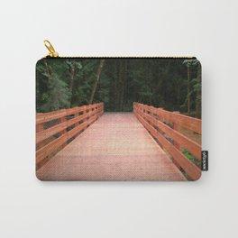 Red Cedar Hiking Bridge Carry-All Pouch
