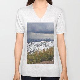 Sonora Peak Unisex V-Neck