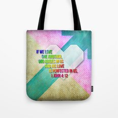 Love Perfected Tote Bag