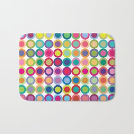 Colour Mix Bath Mat