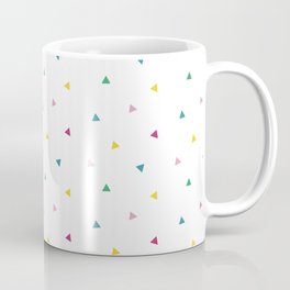 Fresh happy triangels Coffee Mug