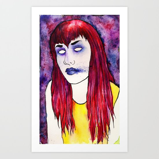 zzzomnom Art Print