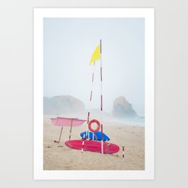 Summer haze pt7 Art Print