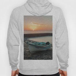 Sunset in the dock Hoody
