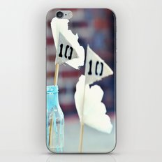 Living Water (10) Days iPhone Skin