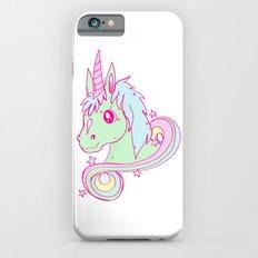 Pastel unicorn Slim Case iPhone 6s