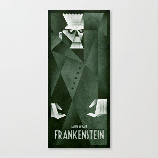 Frankenstein 1931 Canvas Print