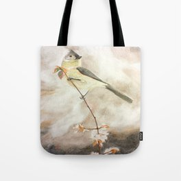 A Lonely Lady Tuft Tote Bag