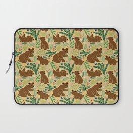 Bear pattern Laptop Sleeve
