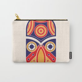 owl skull Carry-All Pouch