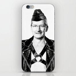 Tim Cock iPhone Skin
