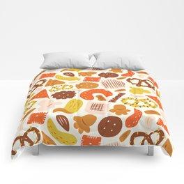 Snacks Comforters