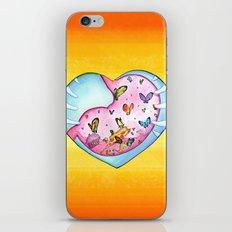 All a Flutter iPhone & iPod Skin