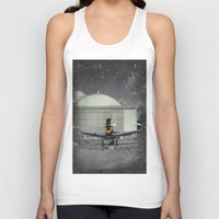mustang Tank Tops featuring Mustang by Jorgenson Art Syndicate