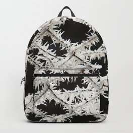 Frosted Fence Backpack
