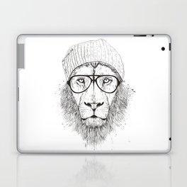 Cool lion (bw) Laptop & iPad Skin