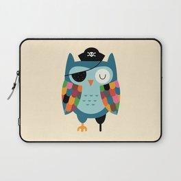 Captain Whooo Laptop Sleeve