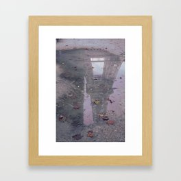 It May Be Paris Framed Art Print