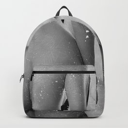Two Nude Women Backpack