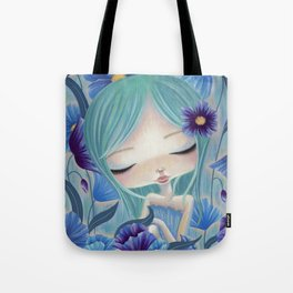 My Blue Heaven Tote Bag