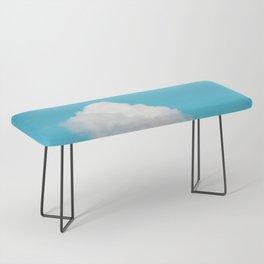 Happy Cloud Bench