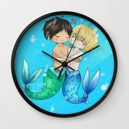 Mer!Eremin Wall Clock