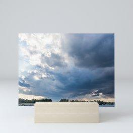 Stormy Weather Mini Art Print