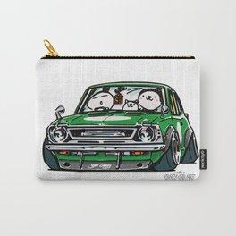 Crazy Car Art 0142 Carry-All Pouch