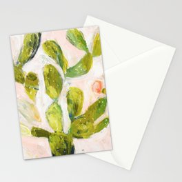 Paddle Cactus Bloom Stationery Cards