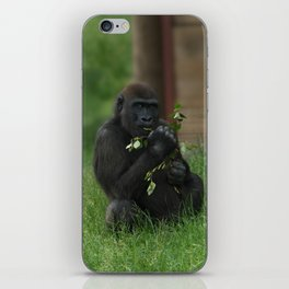 Cheeky Gorilla Lope iPhone Skin