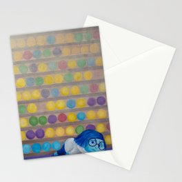 Inside Out Long-Term Memory Stationery Cards