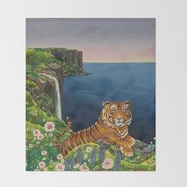 Tigresa Throw Blanket