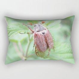 Lovely Chafer Rectangular Pillow
