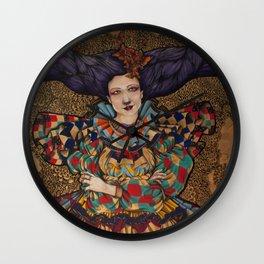 Divine Psiqui Wall Clock