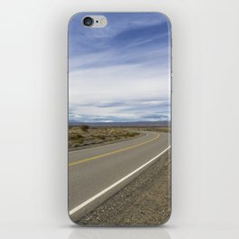 Patagonian Roads iPhone Skin