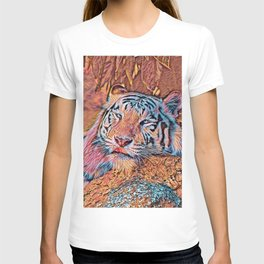 AnimalMix_Tiger_019_by_JAMColors T-shirt