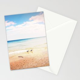 i will follow you Stationery Cards