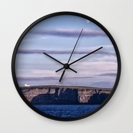 Duncansby Head Scotland Wall Clock